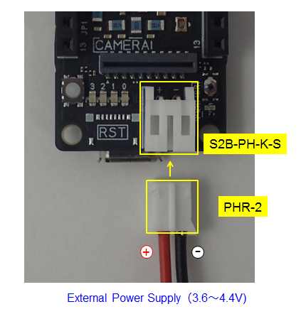 HW power supply en