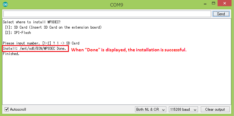 arduino dsp installer monitor2 en