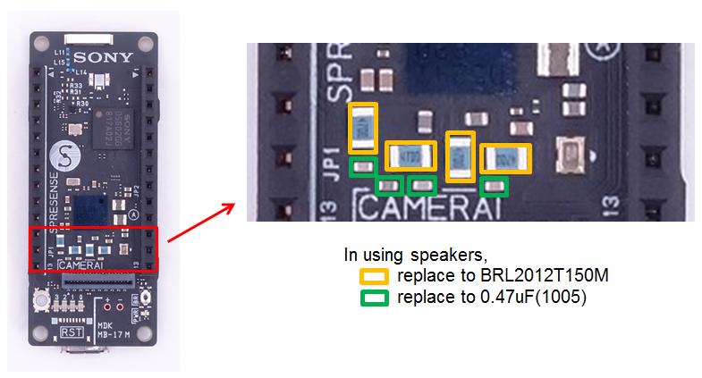 HW Speaker Main E