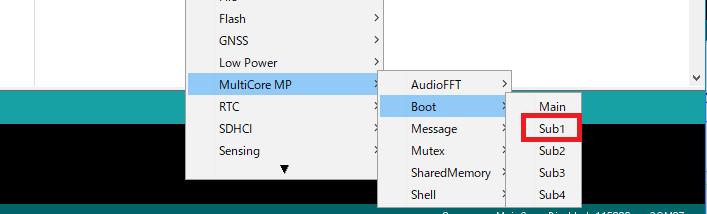 arduino multicore boot1 sub1