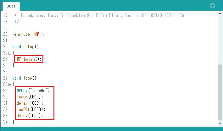 arduino multicore boot4 sub1