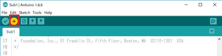 arduino multicore boot5 sub1