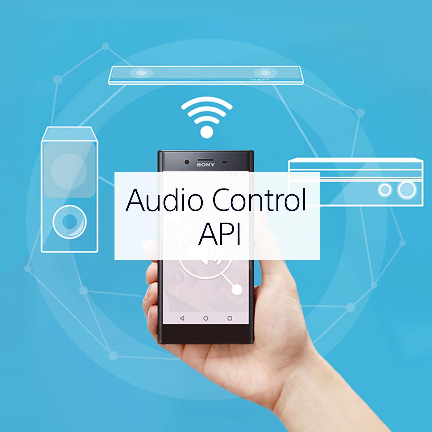 Audio Control API