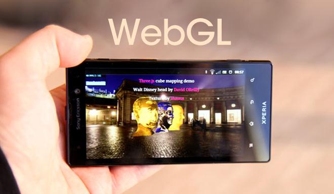 Technologies WebGL 660×384
