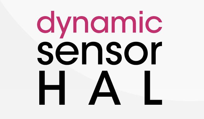 Dynamic Sensor HAL 660×384