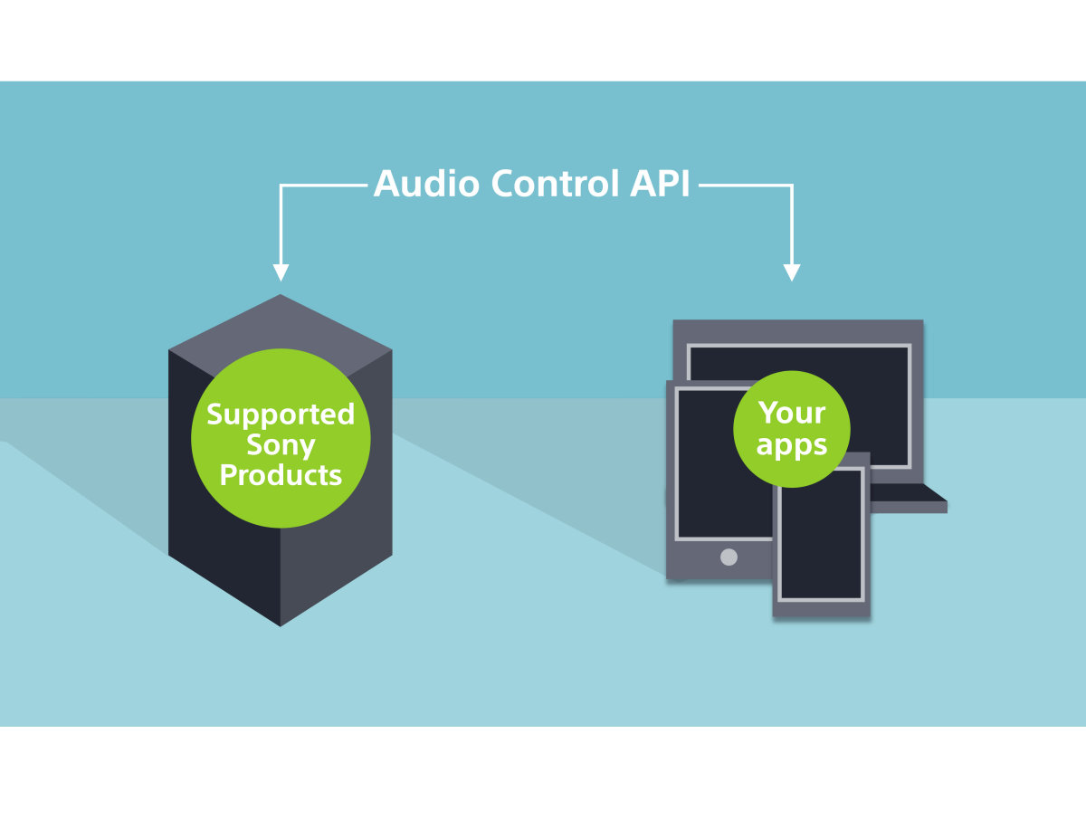 API Overview - Audio Control API - Sony Developer World